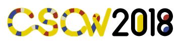 CSCW 2018 logo