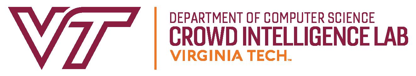 Crowd Intelligence Lab at Virginia Tech