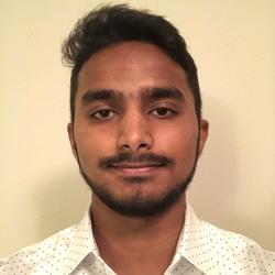 Headshot of Sai Krishna Yeshala